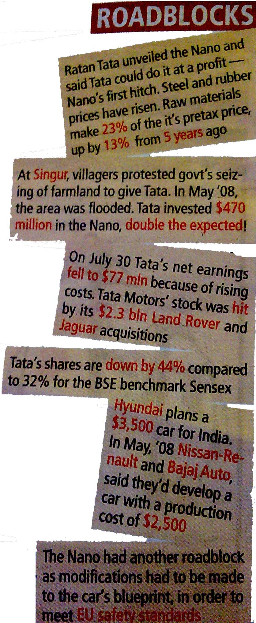 Will Tata's Nano come out to play on Republic day?