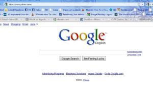 yahoo2 google